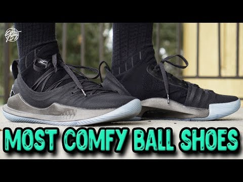 Top 5 Most Comfortable Basketball Shoes for Casual Wear!