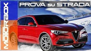 Alfa Romeo Stelvio: la prova di MotorBox