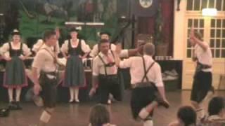 German slap dancing- Fighting Dance