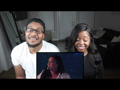 Demi Lovato - Anyone  (Grammys 2020) performance reaction