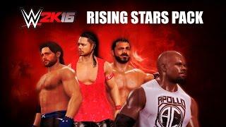 "WWE 2K16: ""Rising Stars"" Concept Promo"