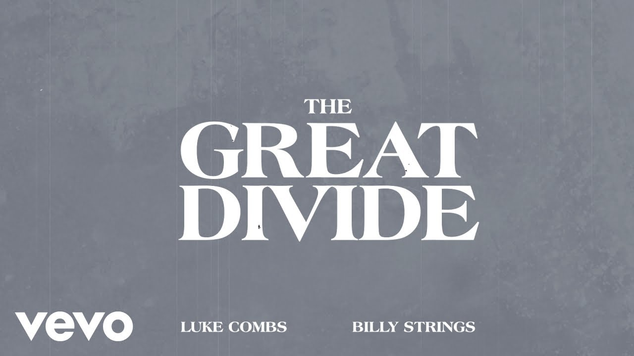 The Great Divide (Lyric Video)