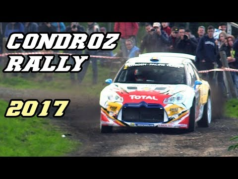 Condroz Rally 2017 - pure sounds and action (208 T16, 997 GT3, E30 M3, GT86, )
