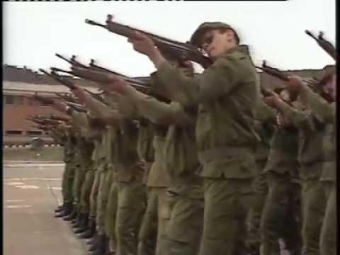 Instrucción en Sant Climent de Sescebes, Gerona 1986 🇪🇸