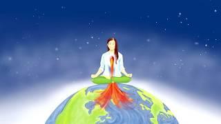 楊定一博士【光之瑜伽】:地球核心靜坐(紅漿靜坐)試聽短版