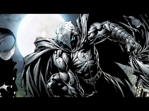 Superhero Origins: Moon Knight