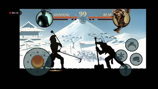 Shadow fight 2 game play boss fight hd