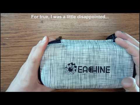 Eachine Goggles Zipper Case