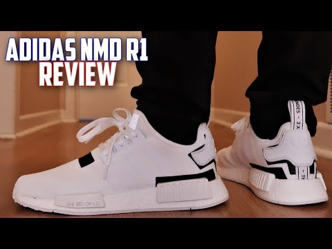 Adidas NMD R1 2019 Review and On-Feet   SneakerTalk365