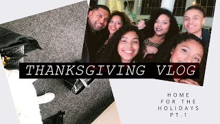 HOME FOR THE HOLIDAYS PT.1 | Birthday Bottles, Cutie Babies and NBA Games