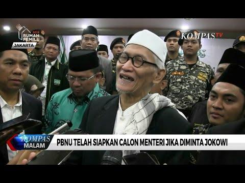 PBNU Telah Siapkan Calon Menteri untuk Kabinet Kerja Jokowi