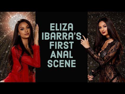 Eliza Ibarra's First Anal Scene
