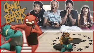 THE GANG BEASTS KNOCKOUT CHAMPIONSHIP! - Gang Beasts Gameplay