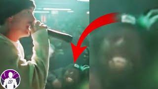 5 cosas paranormales captadas en películas y clips musicales parte 6