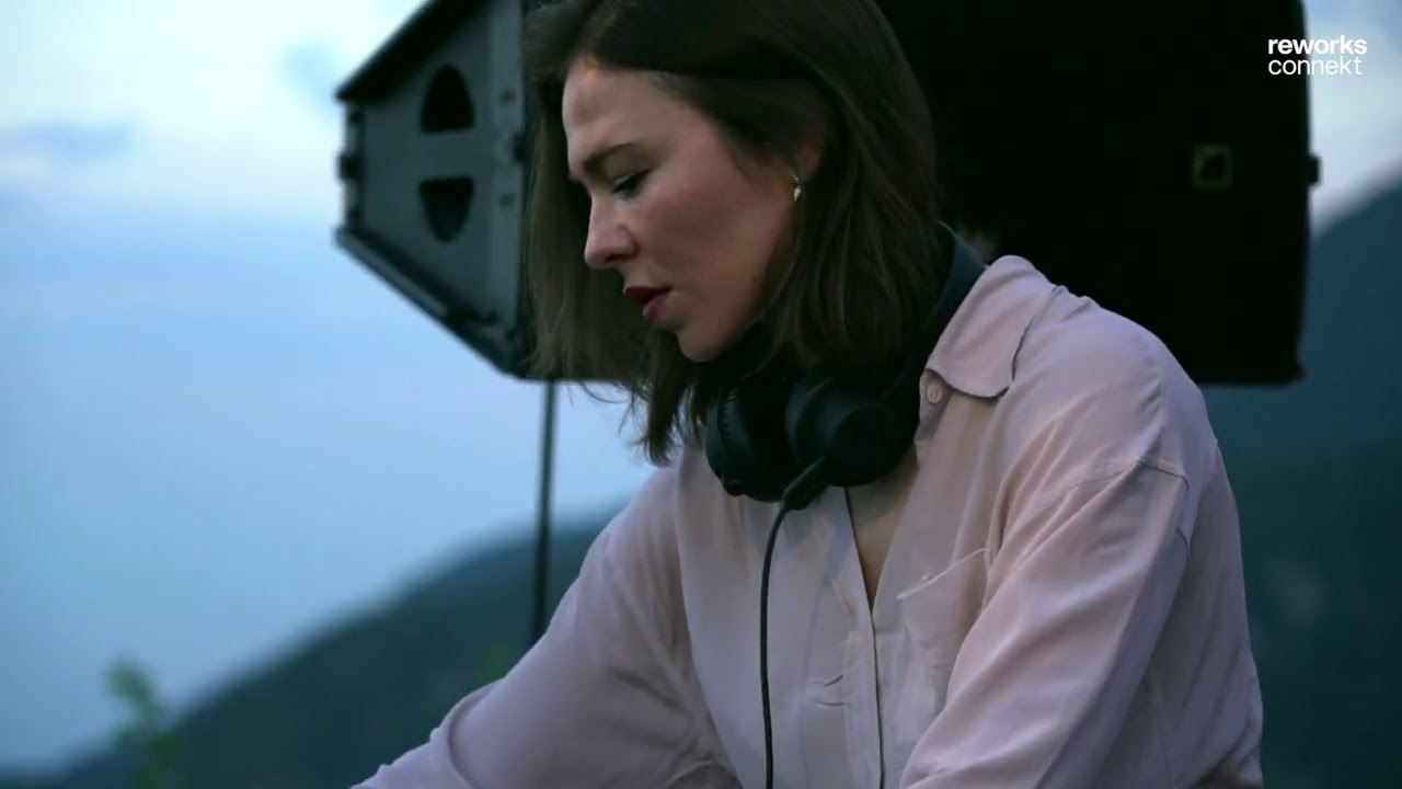 Nina Kraviz - Live @ Reworks Connekt x Mount Olympus, Greece 2020
