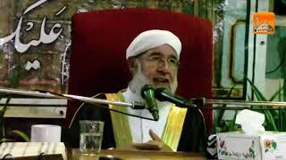 محاضرة في جامع النقشبندي ٣٠/٧/٢٠١٨ الشيخ فتحي صافي