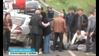 Выезд на встречную полосу погубил три человеческие жизни