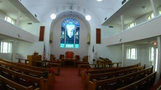 Сантехник в США. Работаем в церкви 1890 года!