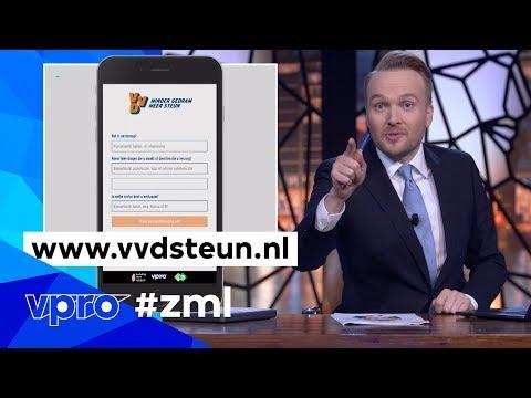 VVD steunlult iedereen