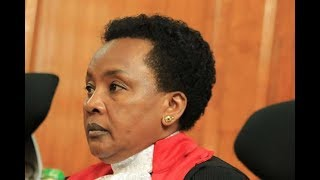 5 judge bench to deliver verdict on petition on charges against DCJ Philomena Mwilu