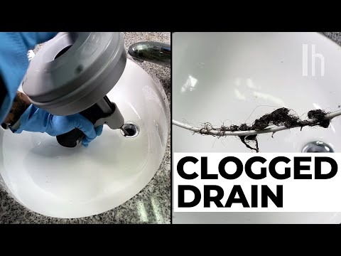 How to Unclog a Drain Without a Plumber