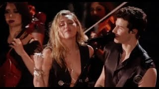 "Shawn Mendes And Miley Cyrus   ""In My Blood"" Live Performance HD At ""The 61st Grammy Award 2019""."