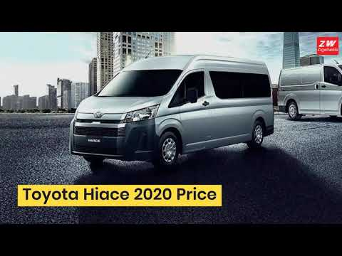 ZigWheels Philippines reviews Toyota Hiace