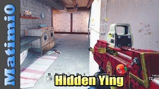 Hidden Ying - Rainbow Six Siege