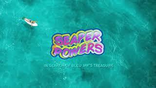 Tráiler Inglés Seaper Powers, In Search of Bleu Jay's Treasure