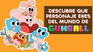 Que personaje del increíble mundo de Gumball eres? Descubre tu personaje en el mundo de Gumball con este divertido test! ↠↠ ¡No te olvides de suscribirte ...