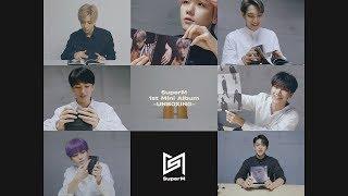 [SPOILER] UNBOXING : SuperM - The 1st Mini Album (Individual Ver.)
