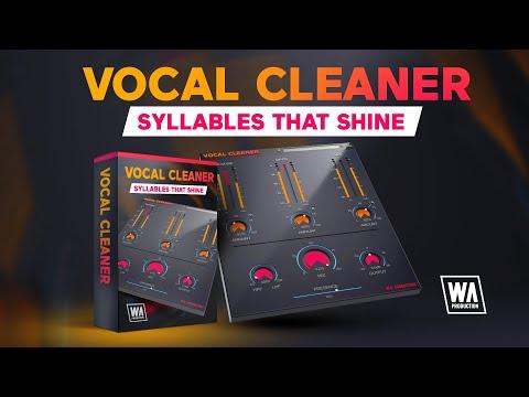 ה-Vocal Cleaner -.תוסף לעיבוד וניקוי שירה