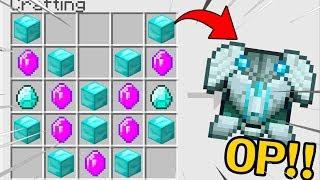 จะเป็นไง!! ถ้ามีเกราะราคา 1 ล้านบาทในเกมมายคราฟ!! (Minecraft เกราะ 1M บาท)