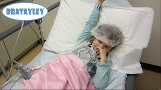 The Day Hayley Had Surgery (WK 198) | Bratayley
