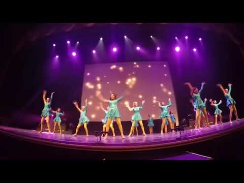 StepUp Academy takes the stage at DisneyLand Paris!