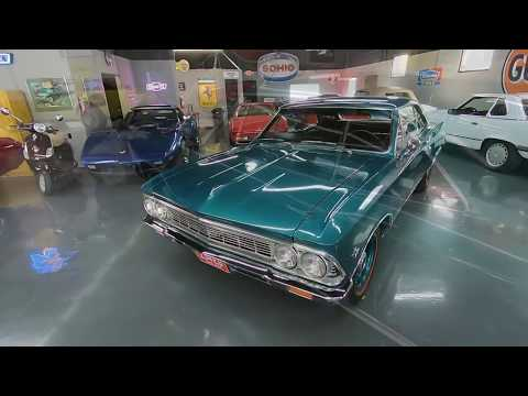 Video of '66 Malibu - PR8K