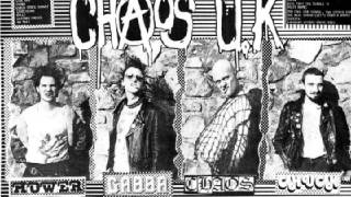 Chaos UK  The Day They Made Contact
