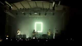 preview picture of video 'The 1975 - ROBBERS (Bologna, 26.10.2014)'