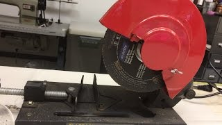 Episode 14 - 7″ Abrasive Cut-Off Tool