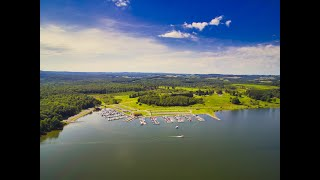 Glendale Lake/Dam and Headache Hill with DJI Phantom 3 Footage And Pictures Summer 2019