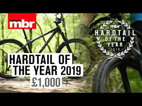 Vitus Sentier 27VR | Hardtail Of The Year 2019 | Up To £1000 | Mountain Bike Rider
