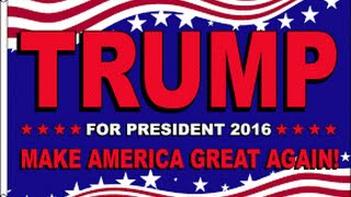 Living In America - President Donald Trump - MAGA