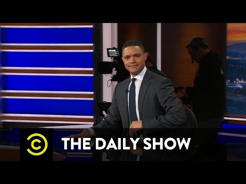 Between the Scenes - Donald Trump: America's Penis-Shaped Asteroid: The Daily Show