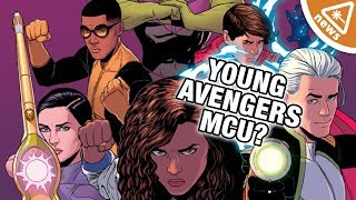 Is Avengers: Endgame Setting Up the Young Avengers? (Nerdist News w/ Jessica Chobot)