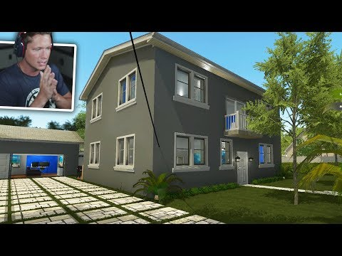 House Flipper - Dream House Completed! (Exterior/Backyard)