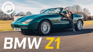BMW Z1: is this the perfect car to really 'feel the road'? | Top Gear RETROspective