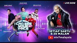 [FULL] I Can See Your Voice Malaysia Minggu 9  bersama Black  ! | #ICSYVMY