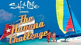 This video was from last years The Havana Challenge Weather looks favorable