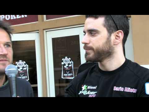 WSOP 2012, ALIOTO A CACCIA DI BRACCIALI CON 2-7 e HORSE