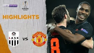 LASK 0-5 Man United | Europa League 19/20 Match Highlights, Friday, March 13, 2020  LASK and Man United played out a 0-5 game at Linzer Stadion, TGW Arena on 13 March.Odion Ighalo, Daniel James, Juan Mata, Mason Greenwood, and Andreas Pereira scored for Man United.  Download beIN SPORTS, your home for football: https://bein.onelink.me/bApY  Instagram: https://www.instagram.com/beinsportsasia/?hl=tl